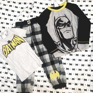 Kids/Toddler 3pc Batman PJ